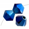 Metallic Blue 2x Crystal